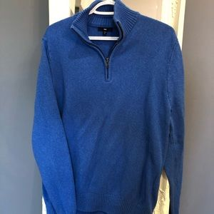 2/$30 Gap half zip sweater